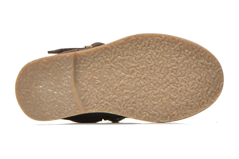 Bottes I Love Shoes KEIRINS Marron vue haut