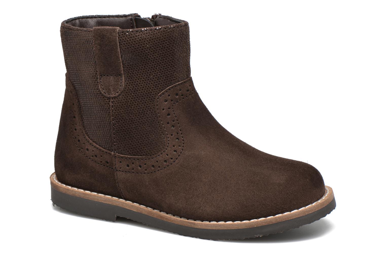KEFFOIS Leather marron