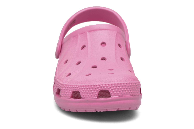 Sandalen Crocs Ralen Clog K rosa schuhe getragen