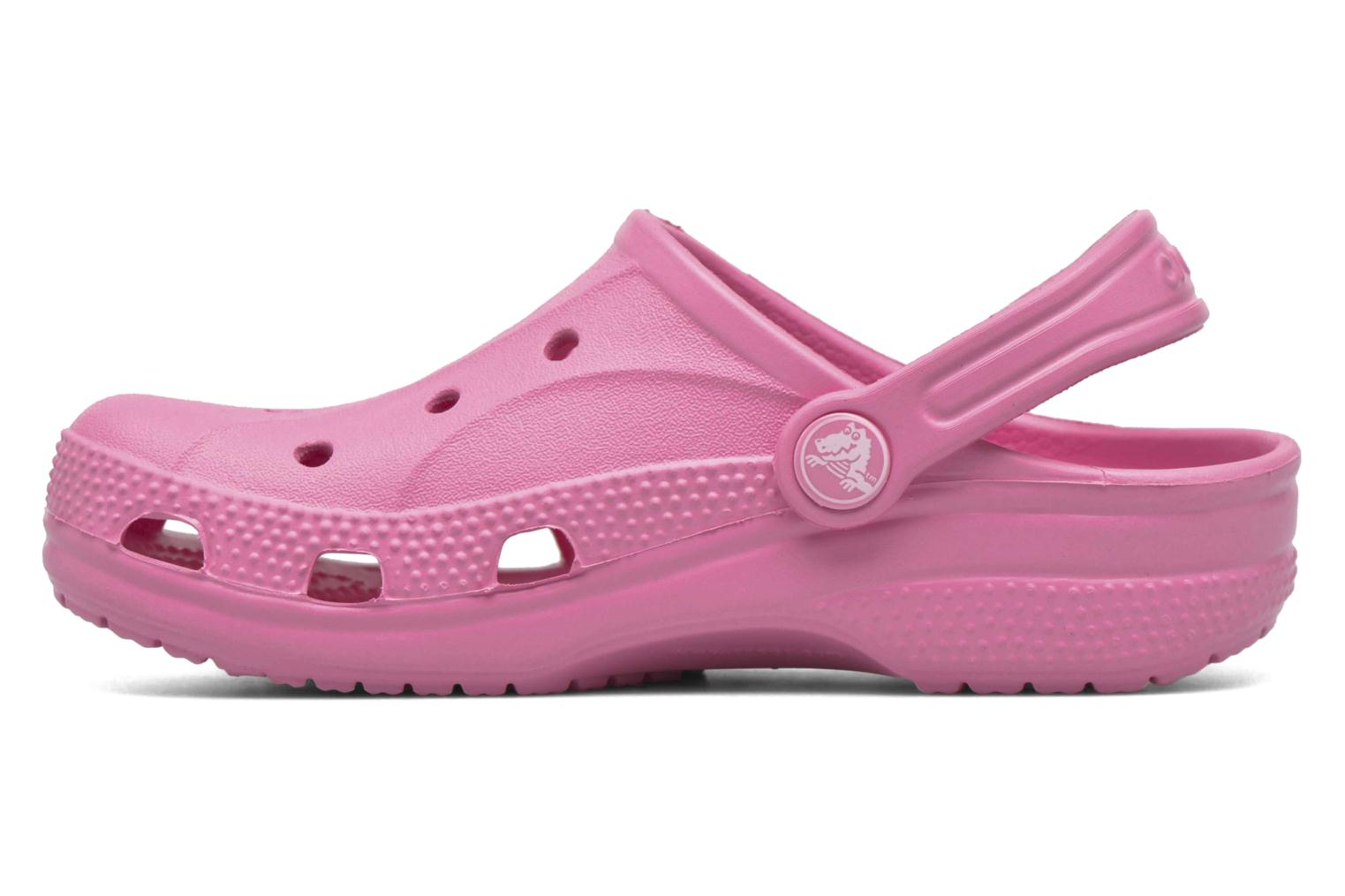 Sandalen Crocs Ralen Clog K rosa ansicht von vorne