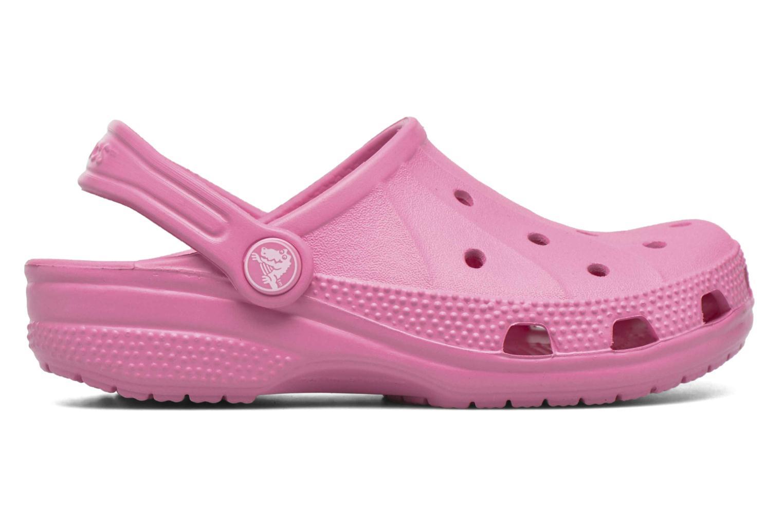 Sandalen Crocs Ralen Clog K rosa ansicht von hinten