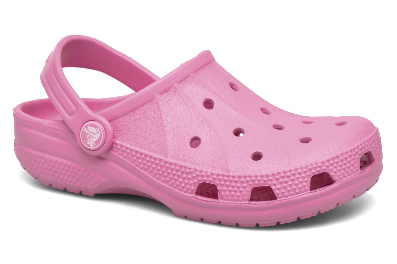 Sandalen Crocs Ralen Clog K rosa detaillierte ansicht/modell