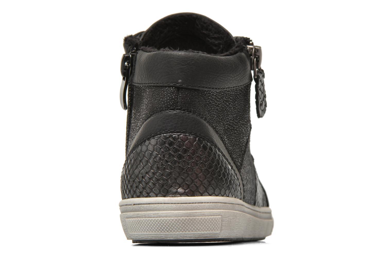 Baskets I Love Shoes SIRQUE Noir vue droite