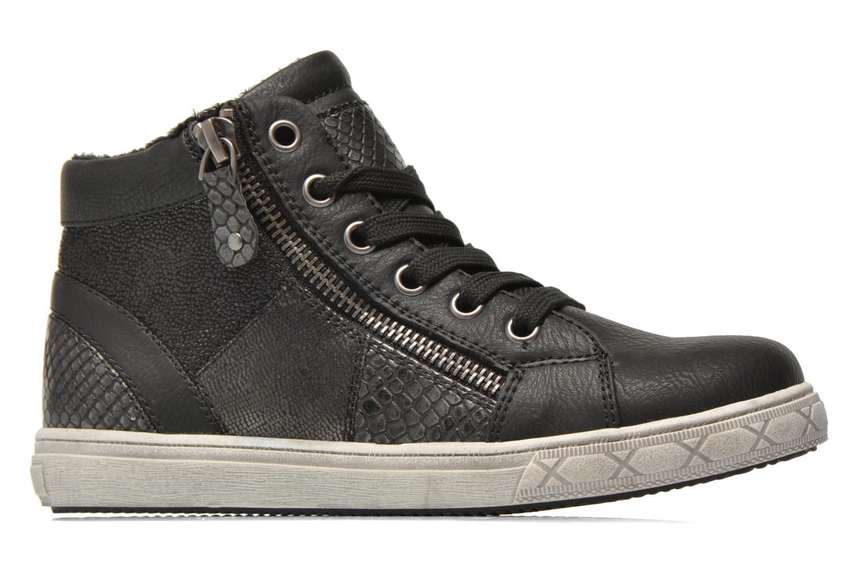 Sneaker I Love Shoes SIRQUE schwarz ansicht von hinten