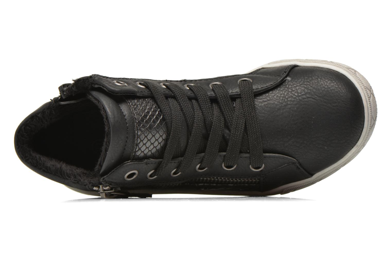 Sneaker I Love Shoes SIRQUE schwarz ansicht von links