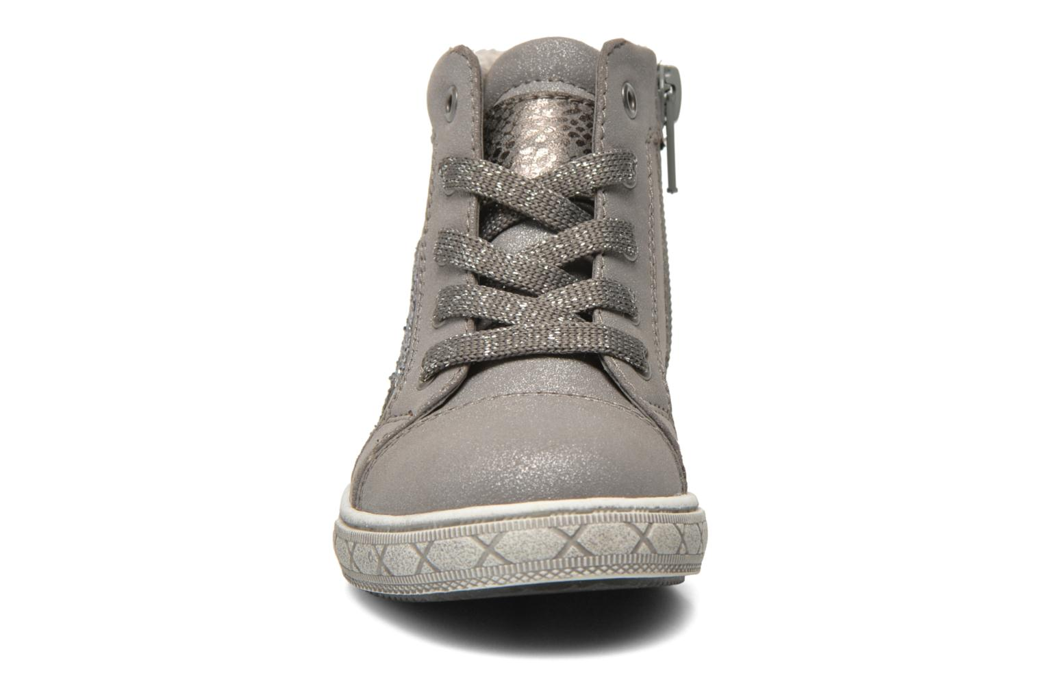 Trainers I Love Shoes SIRER Grey model view