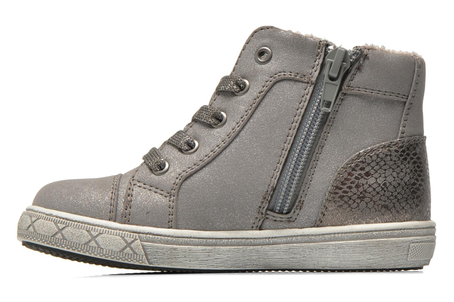 Trainers I Love Shoes SIRER Grey front view