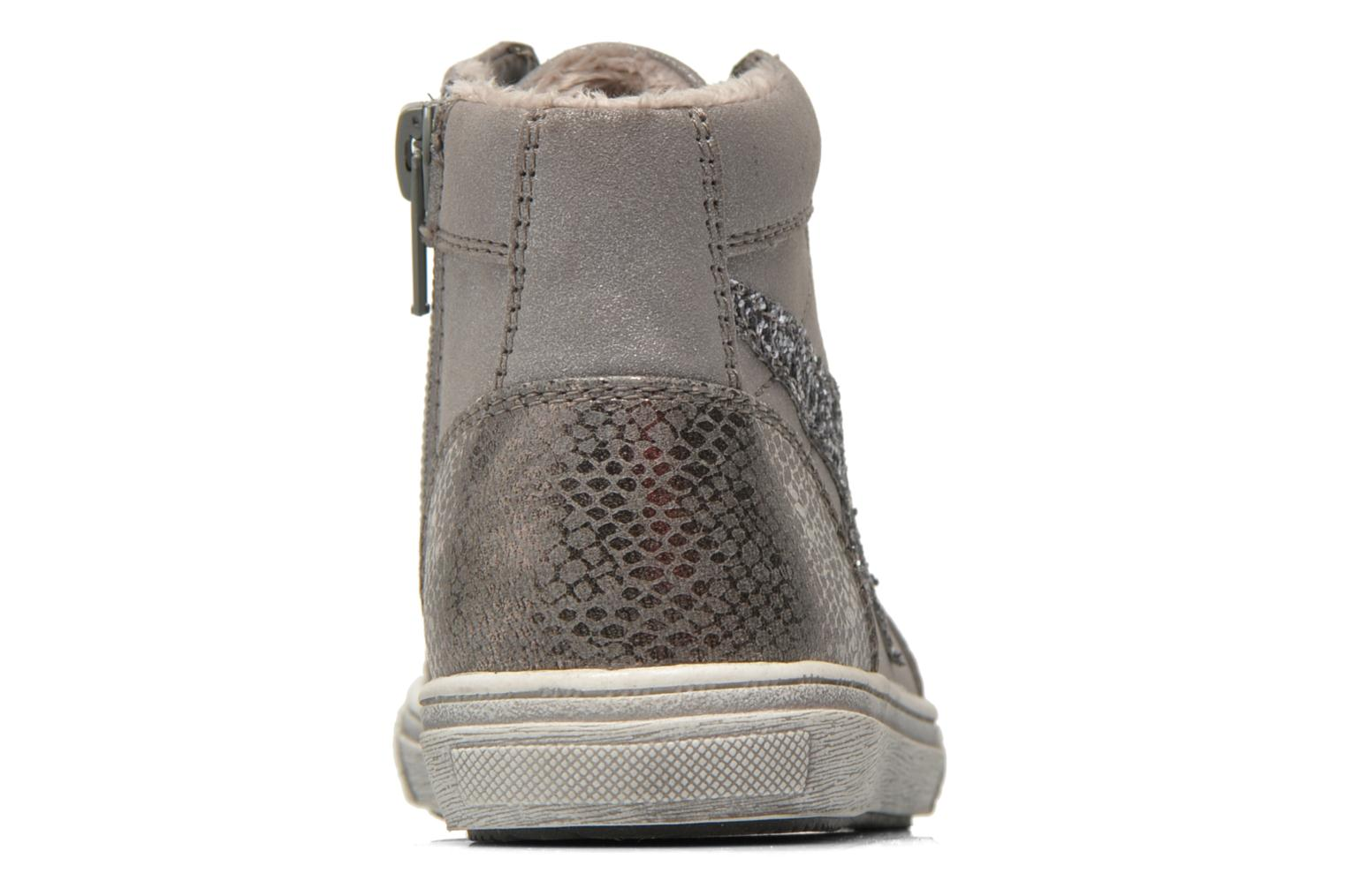 Trainers I Love Shoes SIRER Grey view from the right