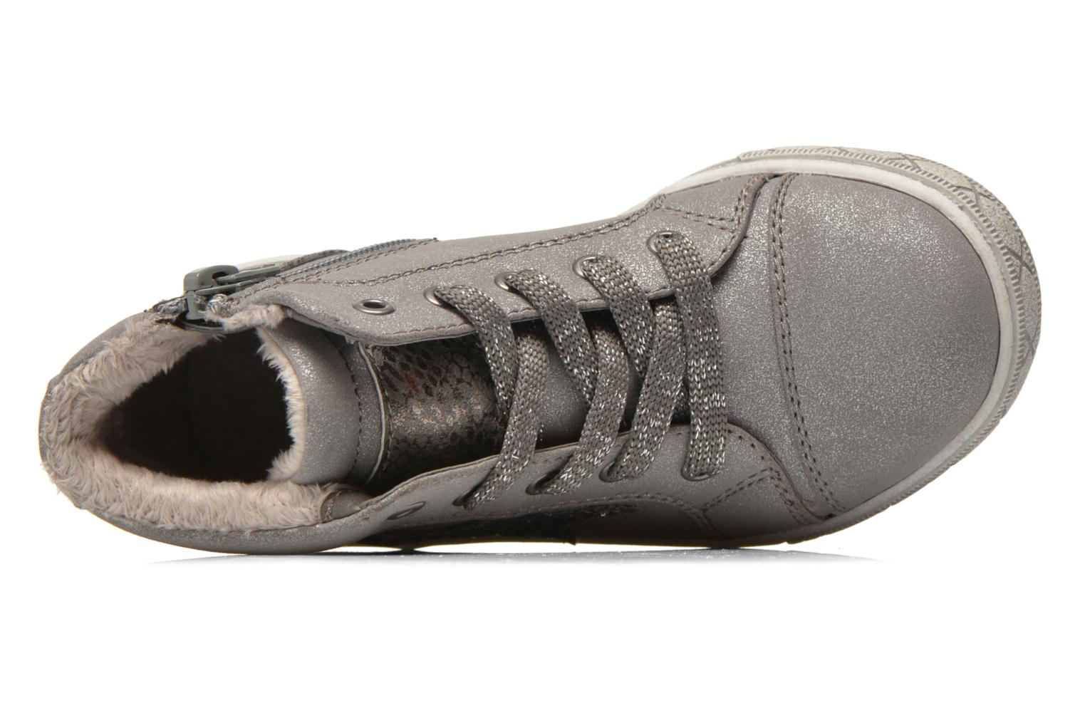 Trainers I Love Shoes SIRER Grey view from the left