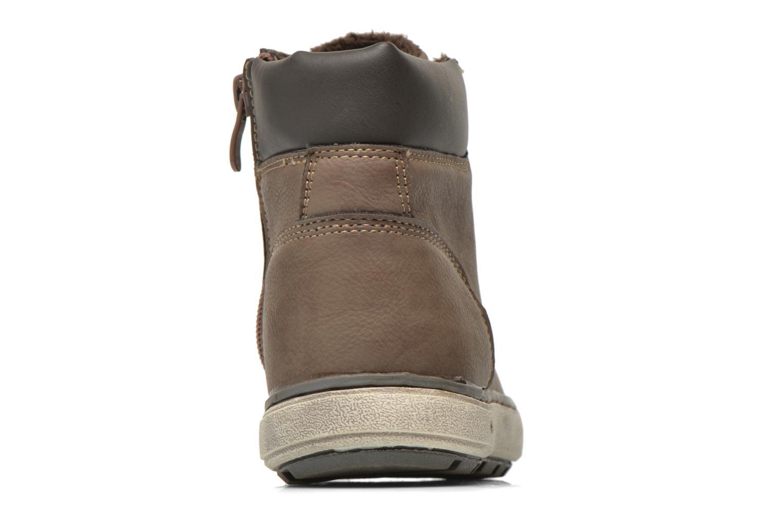Baskets I Love Shoes SEPHALO Gris vue droite