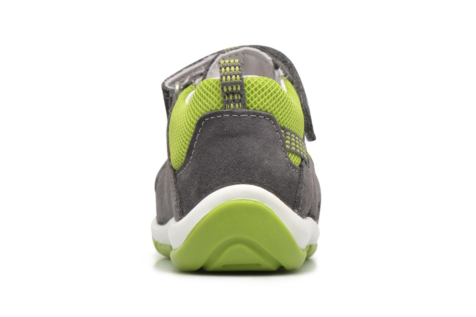 Sandals Superfit Freddy Grey view from the right