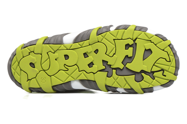 Sandalen Superfit Mike 2 grün ansicht von links