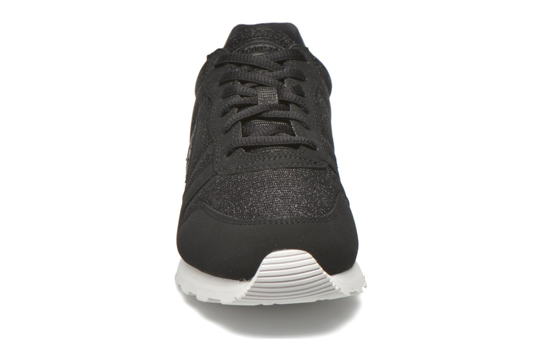 Baskets Le Coq Sportif Sigma W Glitter Noir vue portées chaussures