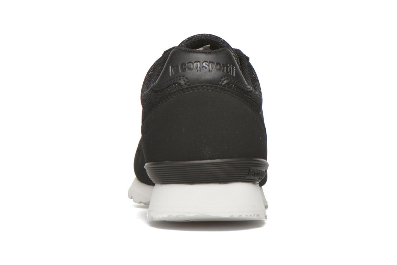 Baskets Le Coq Sportif Sigma W Glitter Noir vue droite