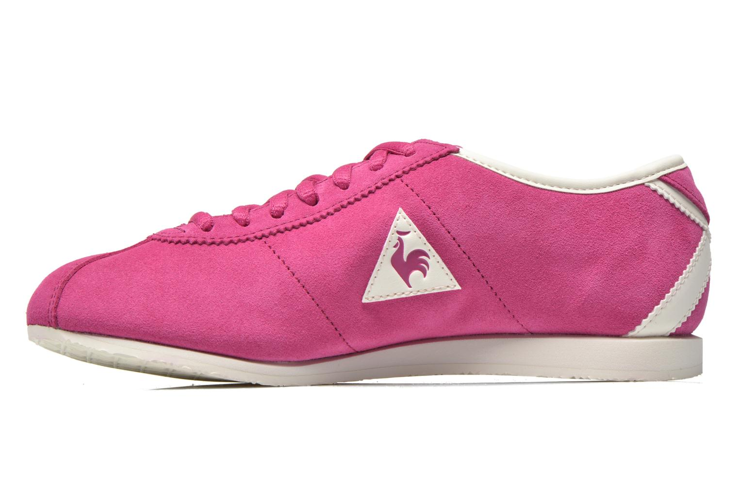 Trainers Le Coq Sportif Wendon W Suede Pink front view