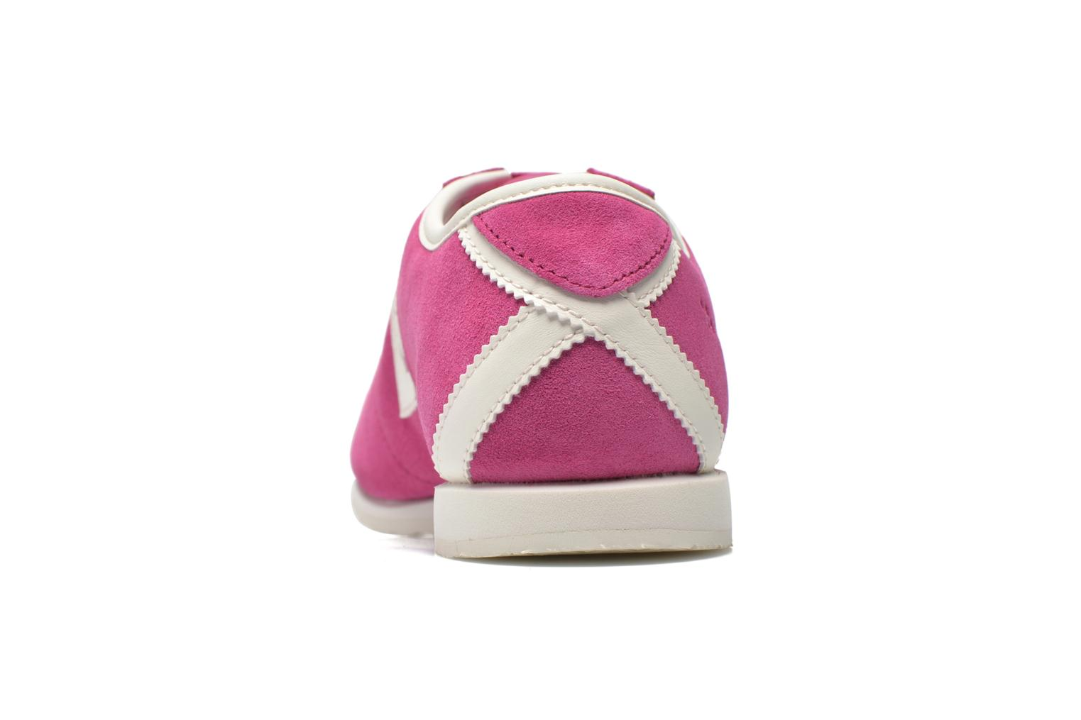 Trainers Le Coq Sportif Wendon W Suede Pink view from the right