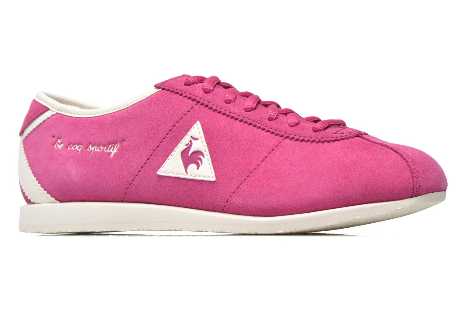 Trainers Le Coq Sportif Wendon W Suede Pink back view