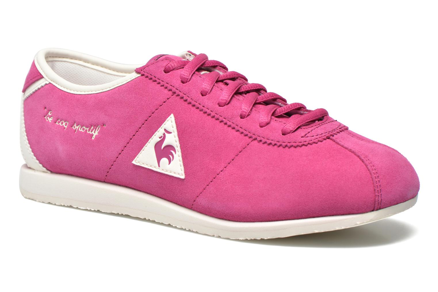 Trainers Le Coq Sportif Wendon W Suede Pink detailed view/ Pair view