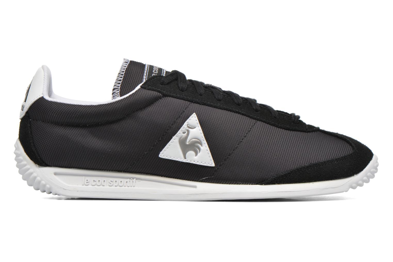 Sneakers Le Coq Sportif Quartz Nylon Nero immagine posteriore