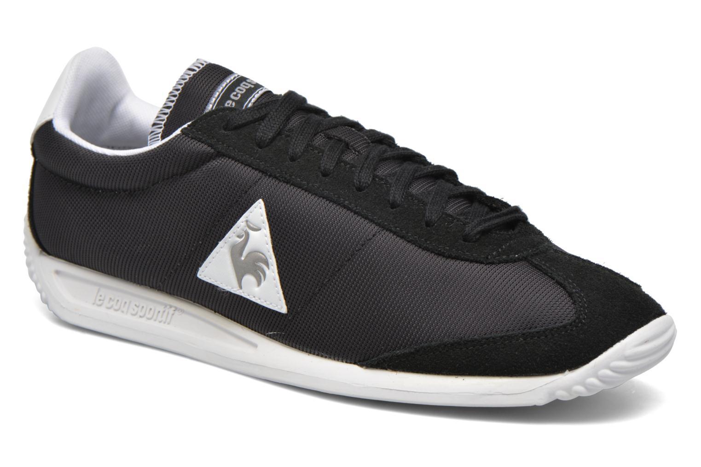 Sneakers Le Coq Sportif Quartz Nylon Nero vedi dettaglio/paio