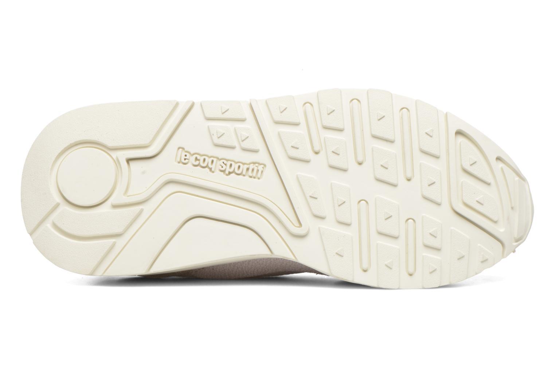 Sneaker Le Coq Sportif Lcs R900 W Glitter beige ansicht von oben