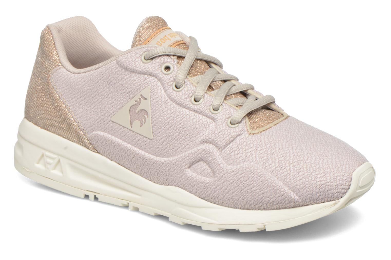 Sneakers Le Coq Sportif Lcs R900 W Glitter Beige detail