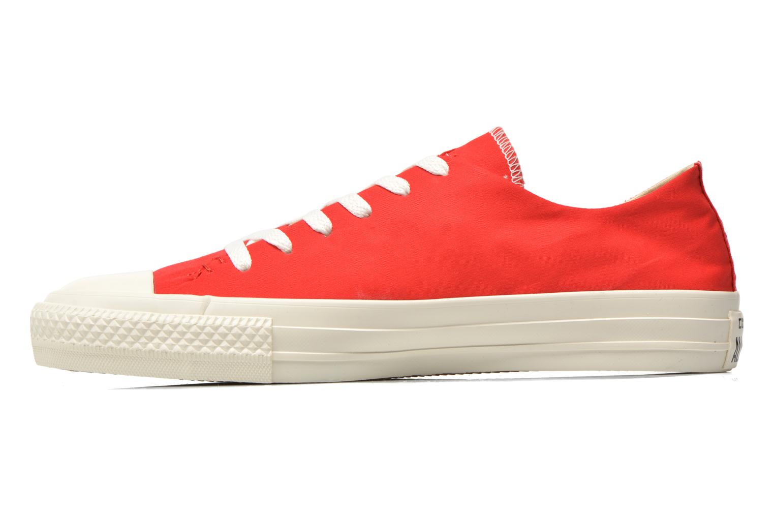 Baskets Converse Chuck Taylor All Star Sawyer Ox M Rouge vue face