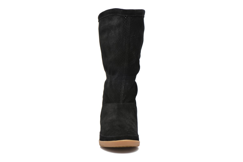 Bottines et boots Shoe the bear Emmy III Noir vue portées chaussures