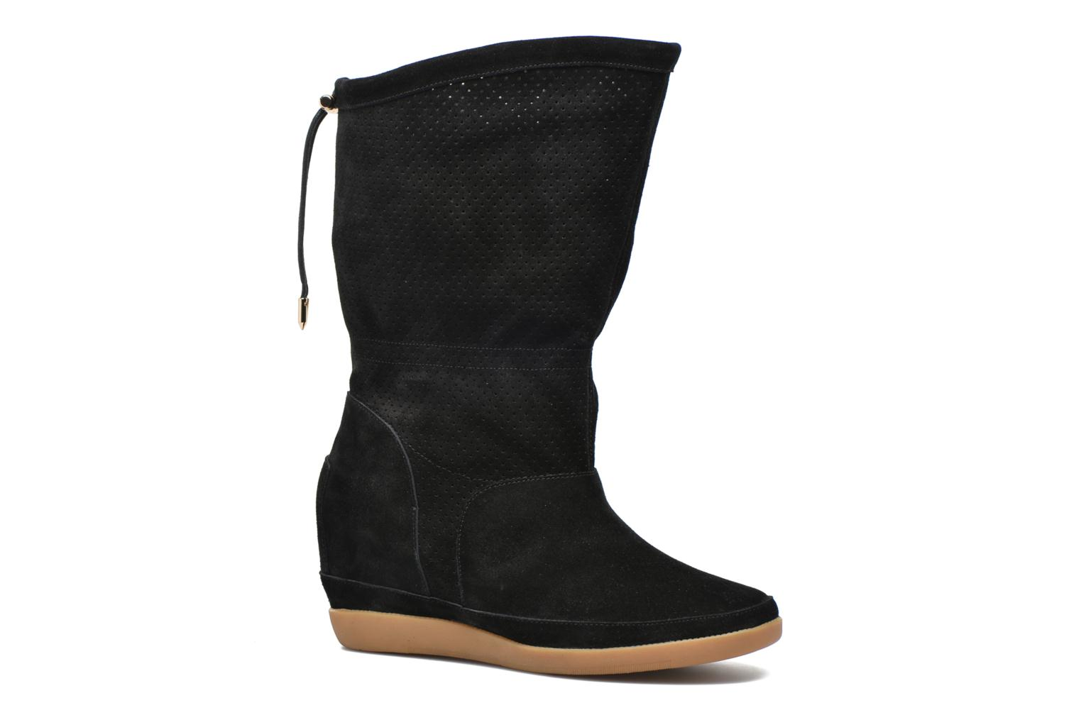 Ankle boots Shoe the bear Emmy III Black detailed view/ Pair view