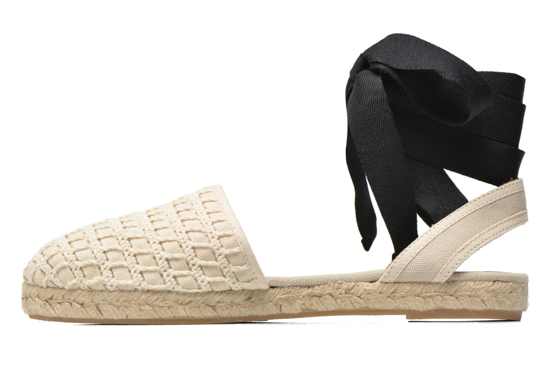 Sandali e scarpe aperte Georgia Rose Dalore Beige immagine frontale