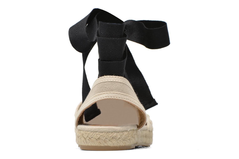 Sandali e scarpe aperte Georgia Rose Dalore Beige immagine destra