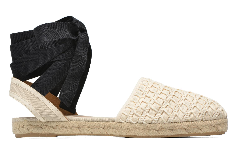 Sandales et nu-pieds Georgia Rose Dalore Beige vue derrière