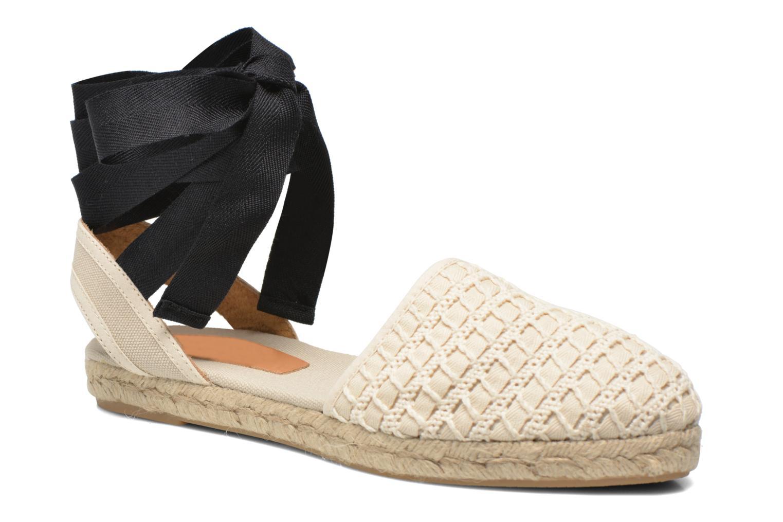 Sandales et nu-pieds Georgia Rose Dalore Beige vue détail/paire