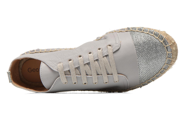 Dakitte Irido silver+sauvage perla