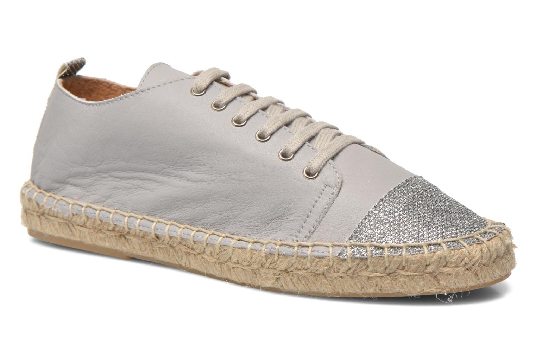 Los últimos zapatos de hombre y mujer Georgia Rose en Dakitte (Plateado) - Alpargatas en Rose Más cómodo 126eb5
