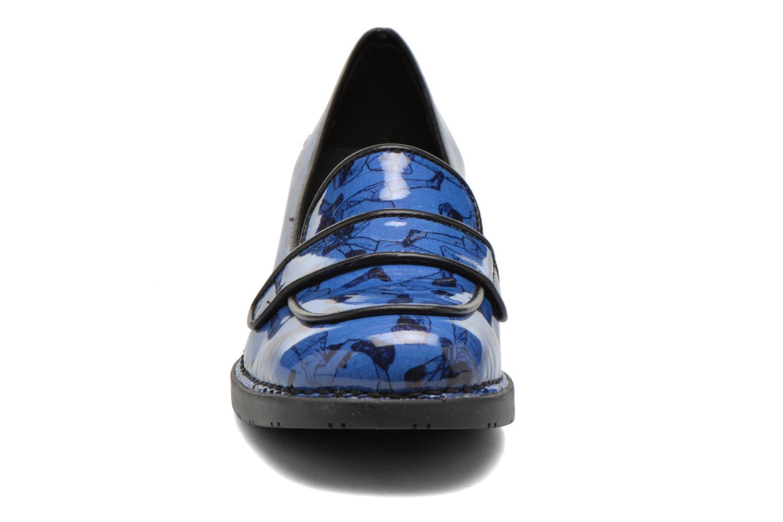 Mocassins Art Bristol 79 Bleu vue portées chaussures
