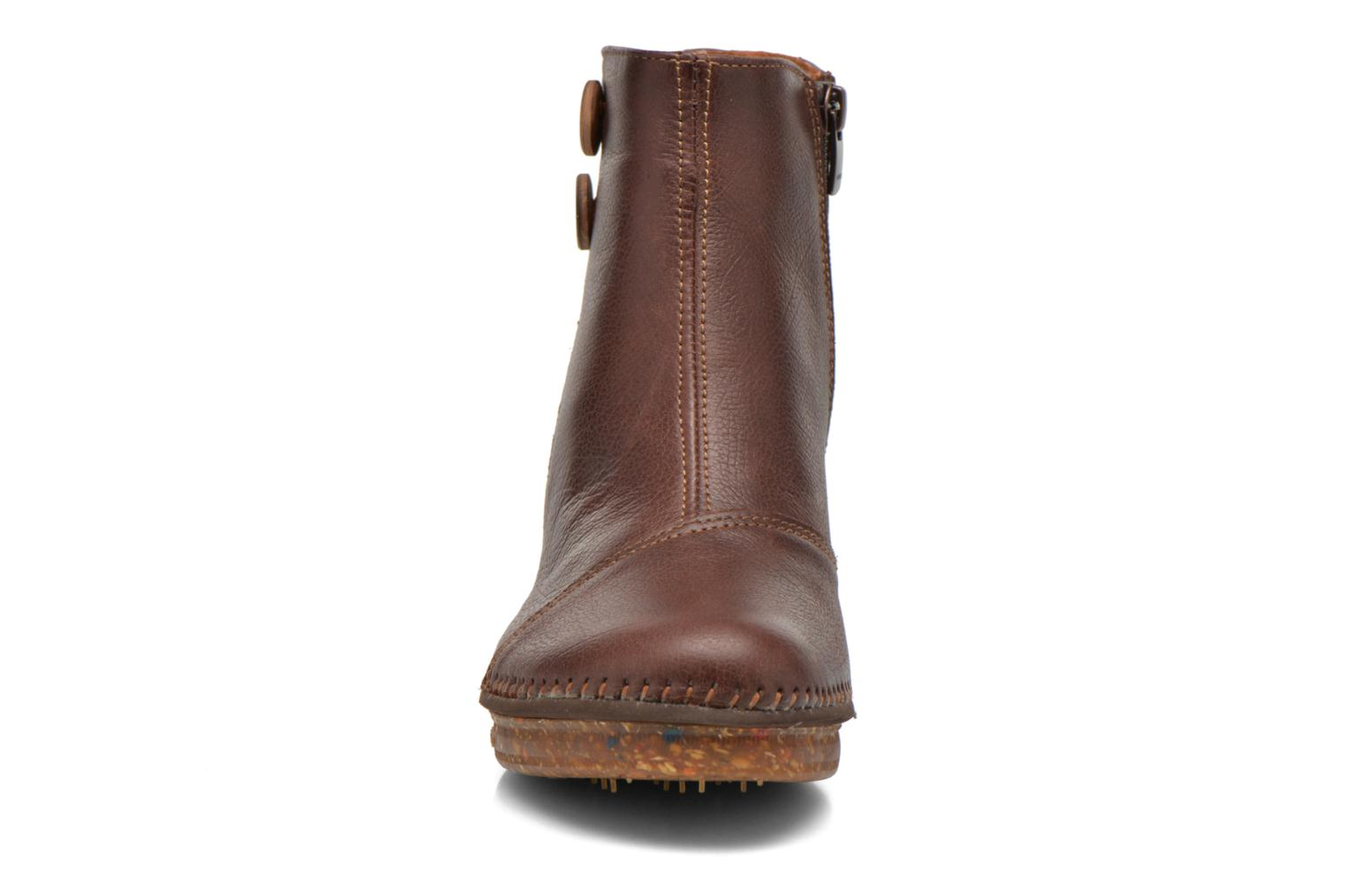 Ankle boots Art Amsterdam 362 Brown model view