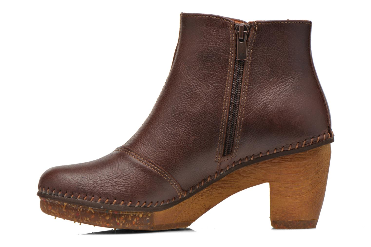 Ankle boots Art Amsterdam 362 Brown front view