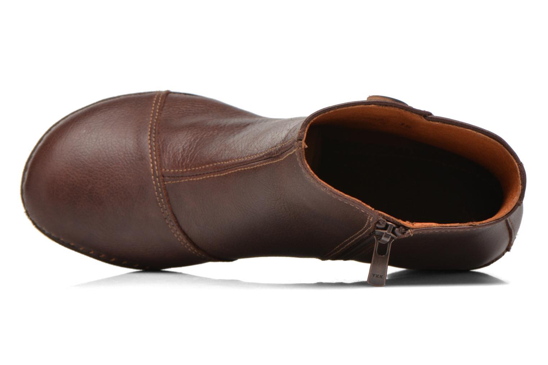 Stiefeletten & Boots Art Amsterdam 362 braun ansicht von links