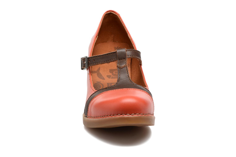Escarpins Art Harlem 925 Orange vue portées chaussures