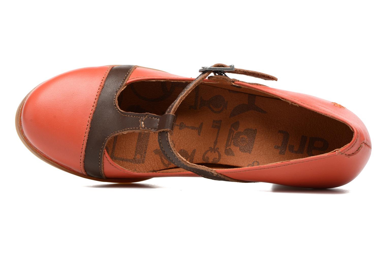 Escarpins Art Harlem 925 Orange vue gauche