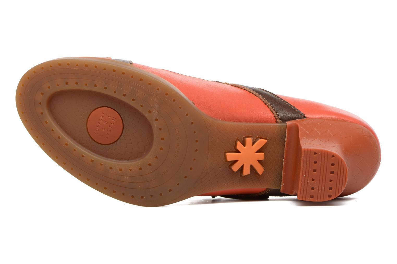 Escarpins Art Harlem 925 Orange vue haut