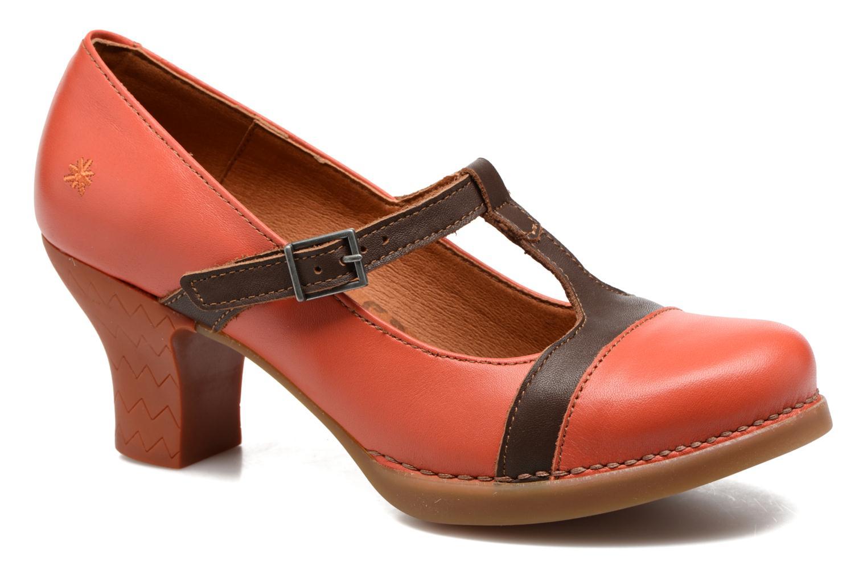 Escarpins Art Harlem 925 Orange vue détail/paire