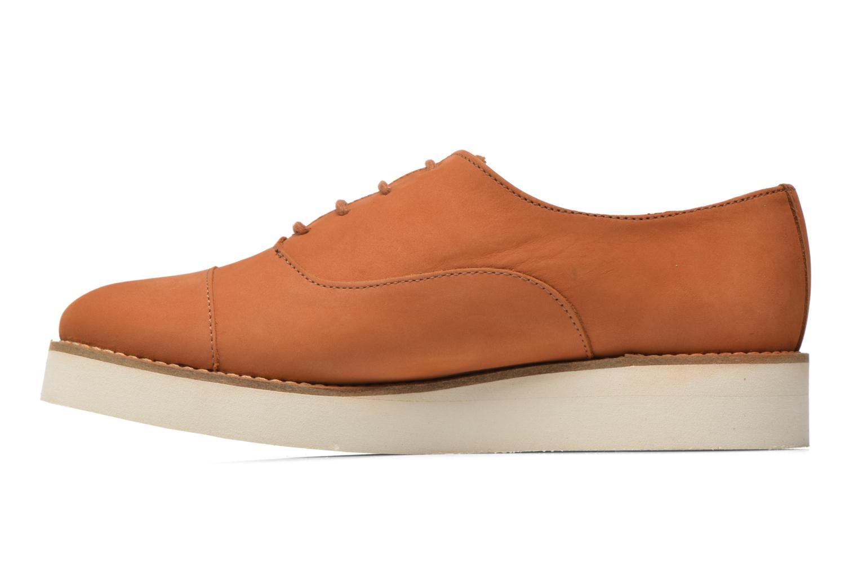 Chaussures à lacets Aldo Ocayria Marron vue face