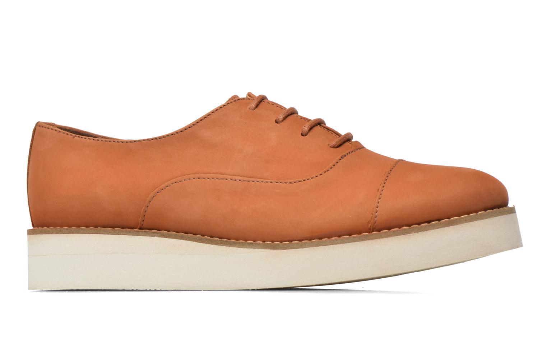Chaussures à lacets Aldo Ocayria Marron vue derrière