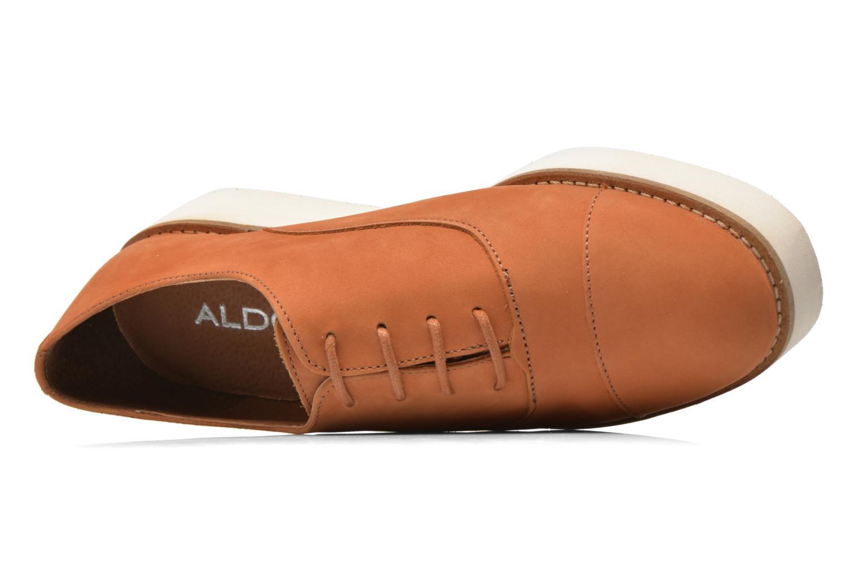 Chaussures à lacets Aldo Ocayria Marron vue gauche