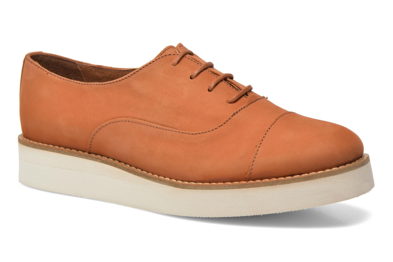 Chaussures à lacets Aldo Ocayria Marron vue détail/paire
