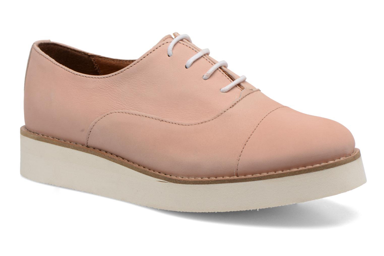 Zapatos con cordones Aldo Ocayria Rosa vista de detalle / par