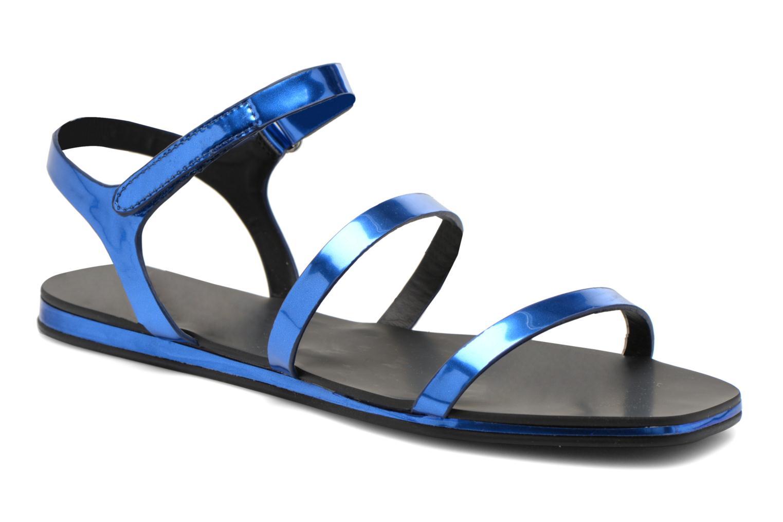 Sandales et nu-pieds Aldo Larieniel Bleu vue détail/paire