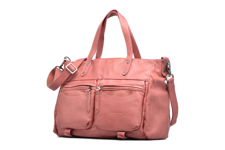 Handtaschen Sabrina Isabelle rosa schuhe getragen